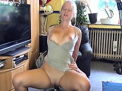German Amateur Blonde Student Bang Tammie From 1fuckdatecom