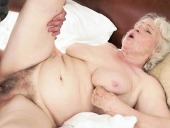 euro grandmothers hairypussy banged