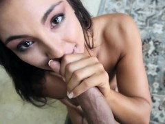 Teen Creamed By Bbc Pov