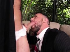 Hairy Gay Flip Flop With Cumshot