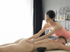 sweet masseuse emma cums gets twat rammed by her nasty client
