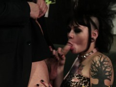 alt punk whore pounded