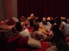 Horny Couples Having Party In Swinger Reality Show