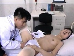 Eri Ueno Nurse Is Fucked On Hospital Bed