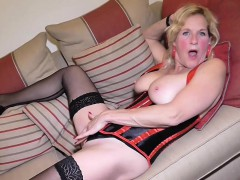british-housewife-playing-with-her-toy
