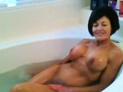 Granny Going For A Bathtub