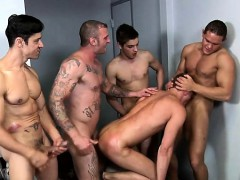 muscle-son-gangbang-and-cumshot