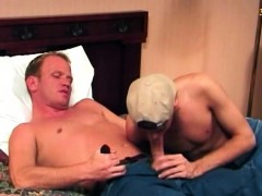 Boy Gives Blowtjob And Gets Fucked