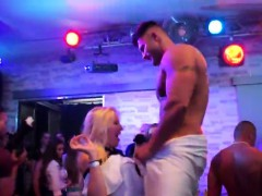 Kinky Chicks Get Entirely Wild And Nude At Hardcore Party