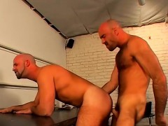 Skinny Head Gay Hunks Rough And Raw Anal Fucking