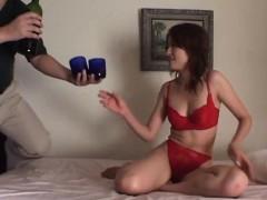 juicy tits brunette jyuri yoshino gets her nipples licked