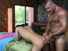 Raunchy Sextoy Play For Fashionable Gay Hunk