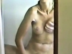 My Shower Masturbation In 1992