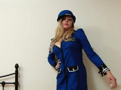 busty-policewoman-strips-and-fingerfucks-her-pussy