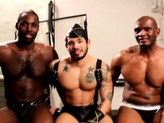 restrained-black-hunks-cock-sucked-in-trio