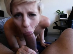 My Stepsister Is A Real Slut And When I Caught Her Making