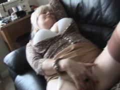 Hot Blonde Teen Rikki Six Seduces Her Older Neighbour