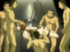 Hentai Teen Babe Riding A Hard Dick
