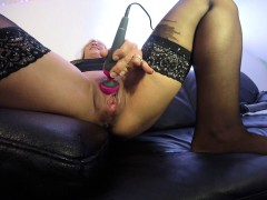 Amateur Granny Fucked In Her Asshole