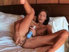 Avia Sex Porn Mature Masturbating Two Toy