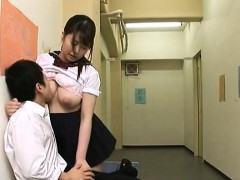 Stunning Schoolgirl Gives Steamy Oral Joy And Eats Jizz