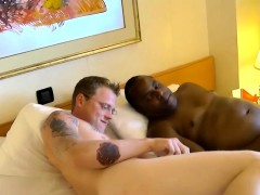 Straight Jock Dude Eric Gets A Special Treat From Cock