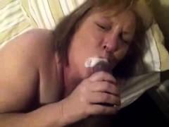 Brunette Mom Loves A Fresh Dick In Her Mouth