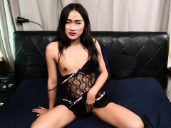 real-ladyboy-jerks-off-until-she-sprays-cum