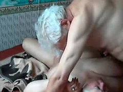 Blonde Mature With Huge Boobs M22