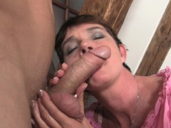 mother-in-law-swallows-his-horny-cock