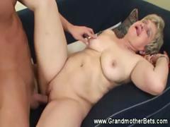 cumming-on-horny-granny