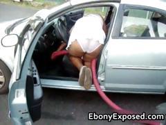 big-black-ass-clean-the-car-part3