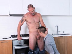 step-son-sucks-dads-cock-when-caught-nude-on-camera