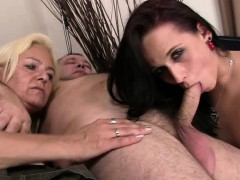 Hot 3some With The Future In Laws