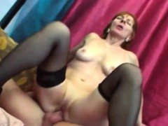 Dirty Minded Mature Slut Wants To Deep Throat Young Dick