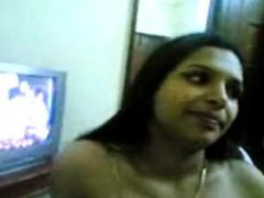 sweet mature indian lady shows of her nice tits and teasing o