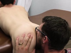 Gay Dad Sucks Boy In Park Doctor's Office Visit