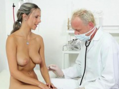 Wicked Babe Got Fucked In Her Pussy By A Lewd Doctor