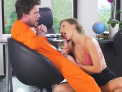 babes – office obsession – lay down the law WWW.ONSEXO.COM