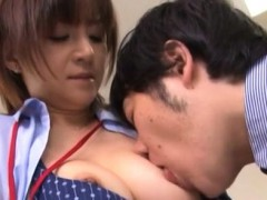 Oriental Beauty With Great Ass Gets Screwed Like A Floozy