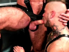 Gay Studs Ass Creampied