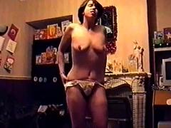 silf holly haris from birmingham uk striptease