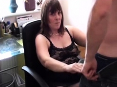 British Milf Gets Fucked Hard By Contractor
