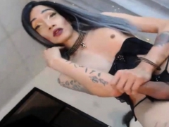 Hot Striptease And Shaking Hot Dick And Asses