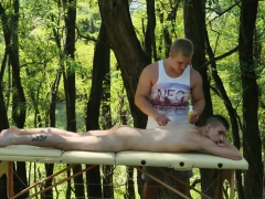 hung-masseur-barebacking-twink-clients-ass-outdoors