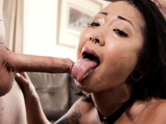 Petite Asian Deep Throats
