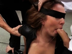insane backdoor 3some with maddy o'reilly