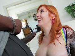 Busty Lauren Phillips Gets A Hardcore Interracial