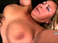 Smoking Hot Gilf Is About To Get Slammed By A Bbc