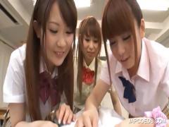 asian-students-rubbing-penis